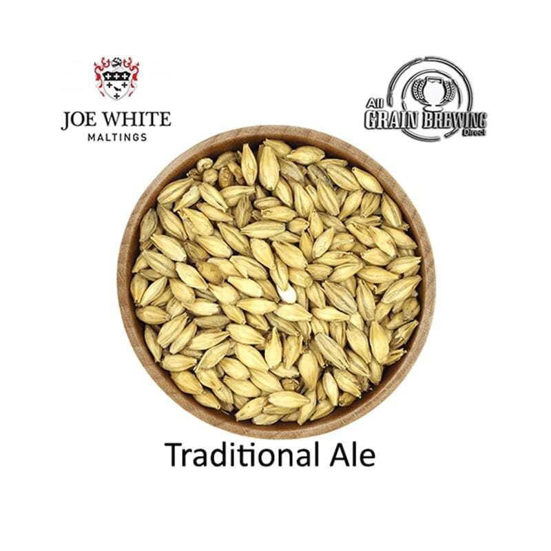 Joe White Traditional Ale Malt