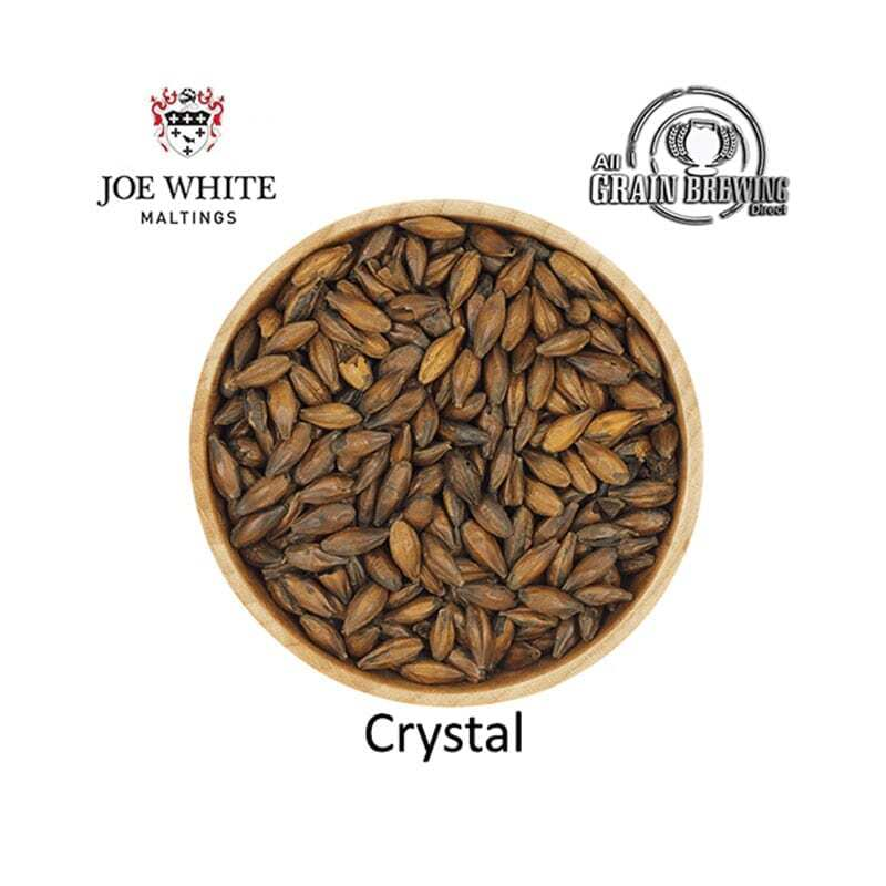 Joe White Medium Crystal Malt