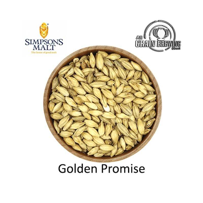 Simpsons Golden Promise Malt