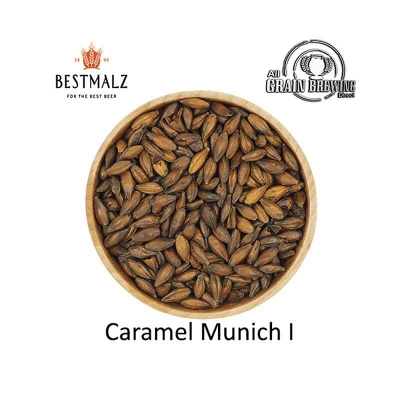 BestMalz Caramel Munich I Malt