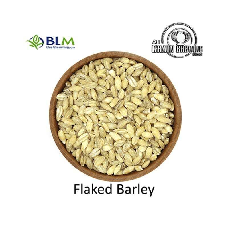 Blue Lake Milling Flaked Barley