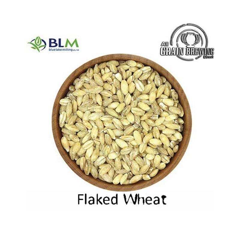 Blue Lake Milling Flaked Wheat