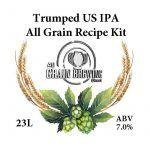 Trumped Up US IPA All Grain Recipe Kit