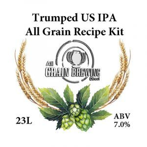 Trumped Up US IPA All Grain Recipe Kit