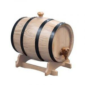 10 Litre American White Oak Barrel