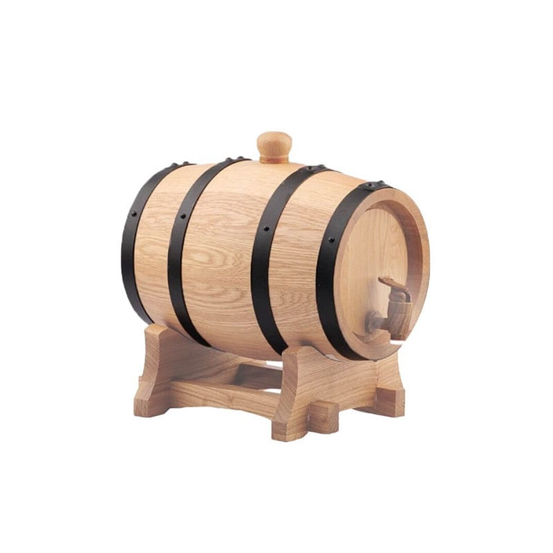 5 Litre American White Oak Barrel