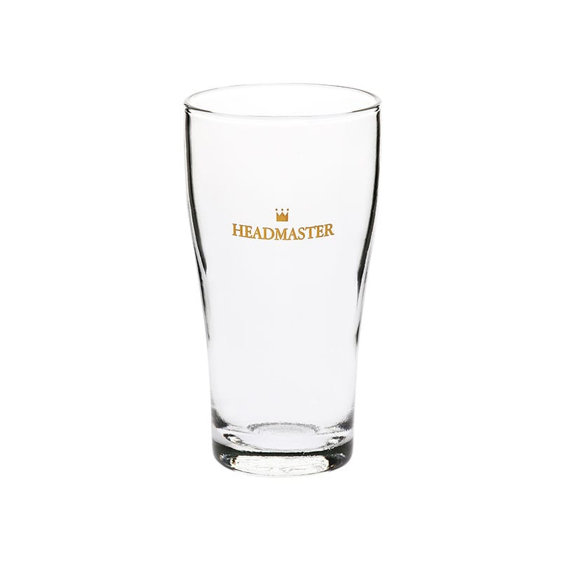 Headmaster 285ml Beer Glass