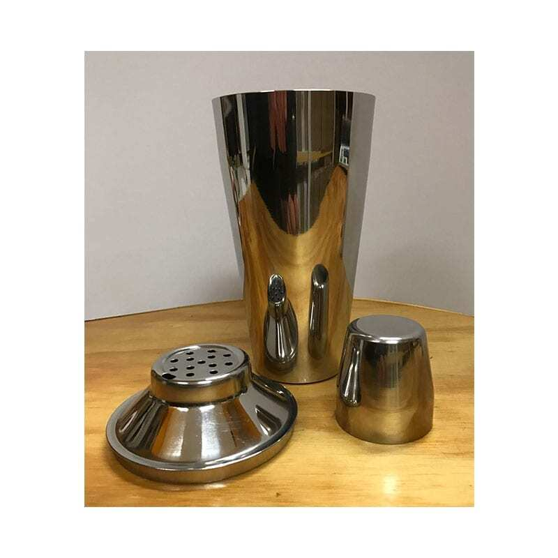 Stainless Steel Cocktail Shaker 1