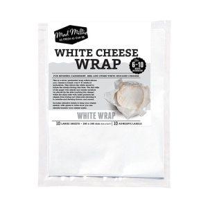 White Cheese Wrap