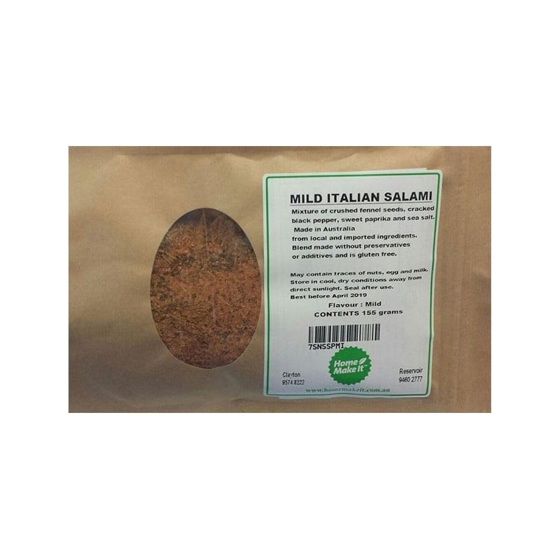Italian Salami Spice Pack