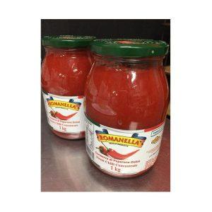 Italian Sweet Chilli Sauce