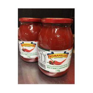 Romanella Pepper Sauce