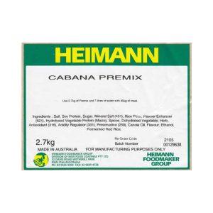 Cabana Spice Mix