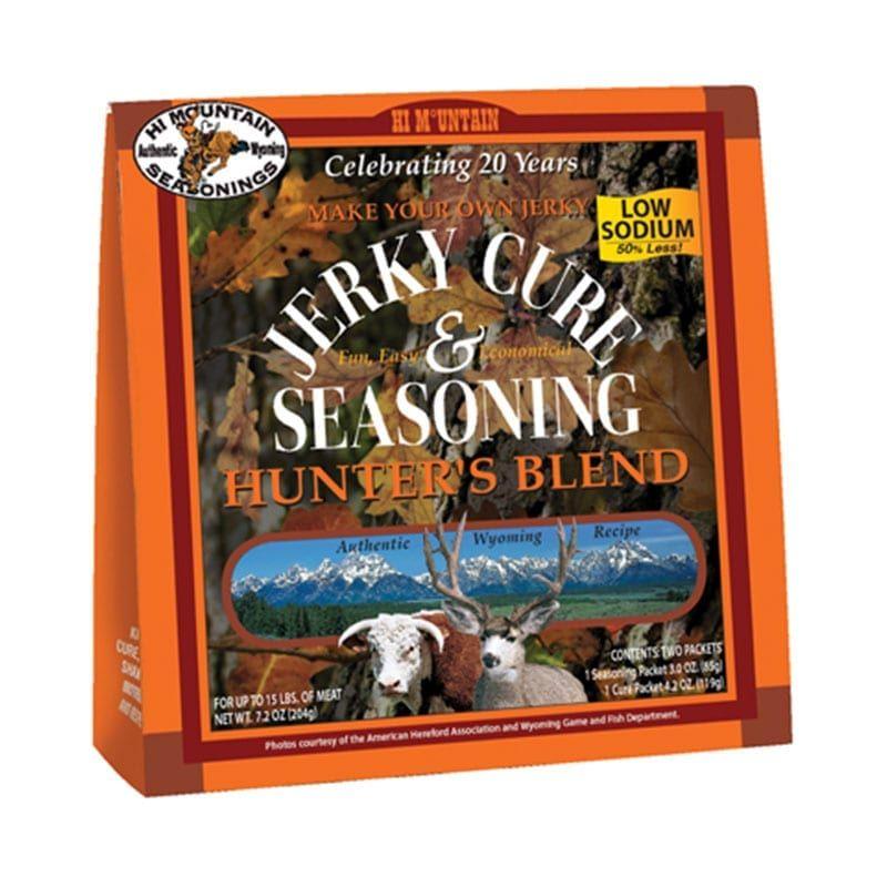 Hunters Blend Jerky Seasoning