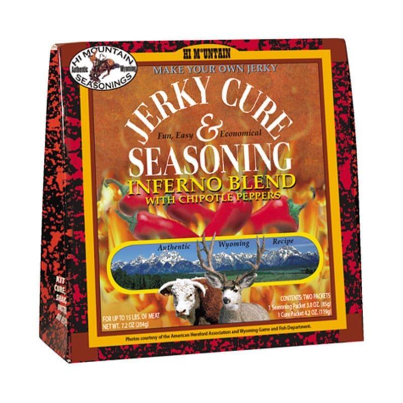 Chilli Jerky Seasoning