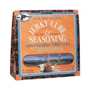 Mandarin Teriyaki Jerky Seasoning