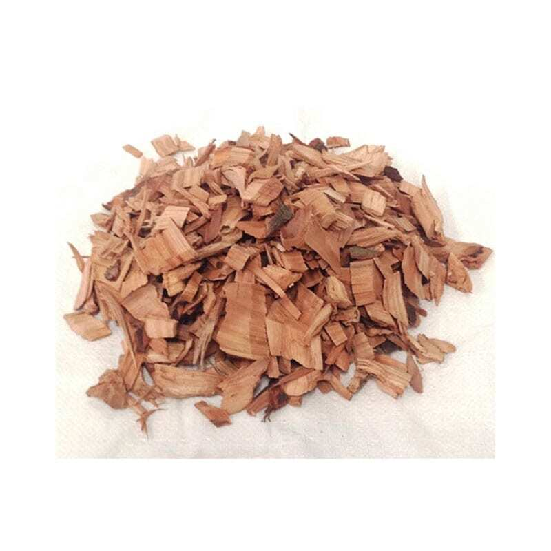 Apple wood Chips 500g