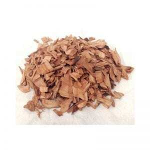 Hickory Wood Chips 500g