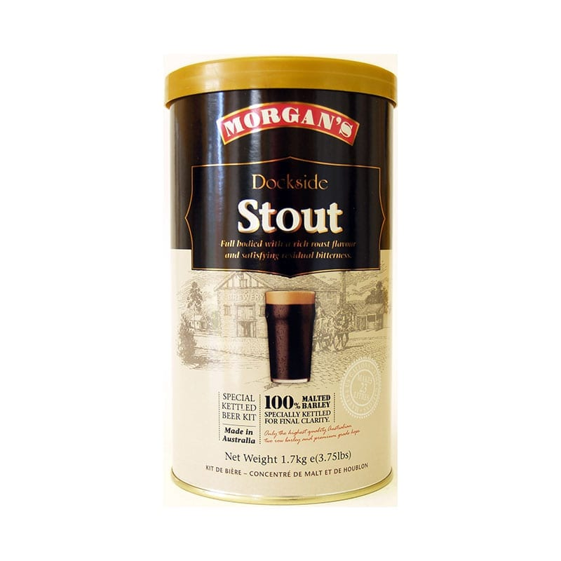 Morgans Premium Dockside Stout