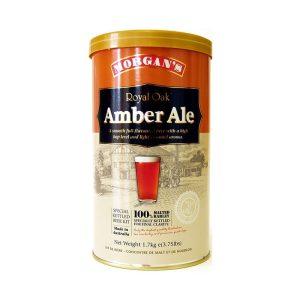 Morgans Premium Royal Oak Amber Ale