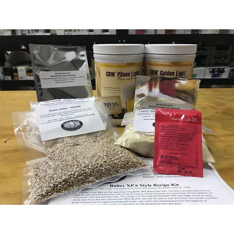 Balter XPA Style Recipe Kit
