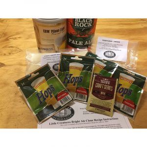 Little Creatures Bright Ale Clone Recipe Kit