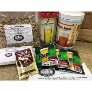 'Smoke on the Water' Rauchbier Recipe Kit