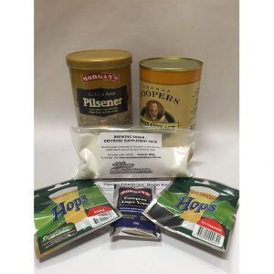 Pilsner Schmilsener Recipe Kit