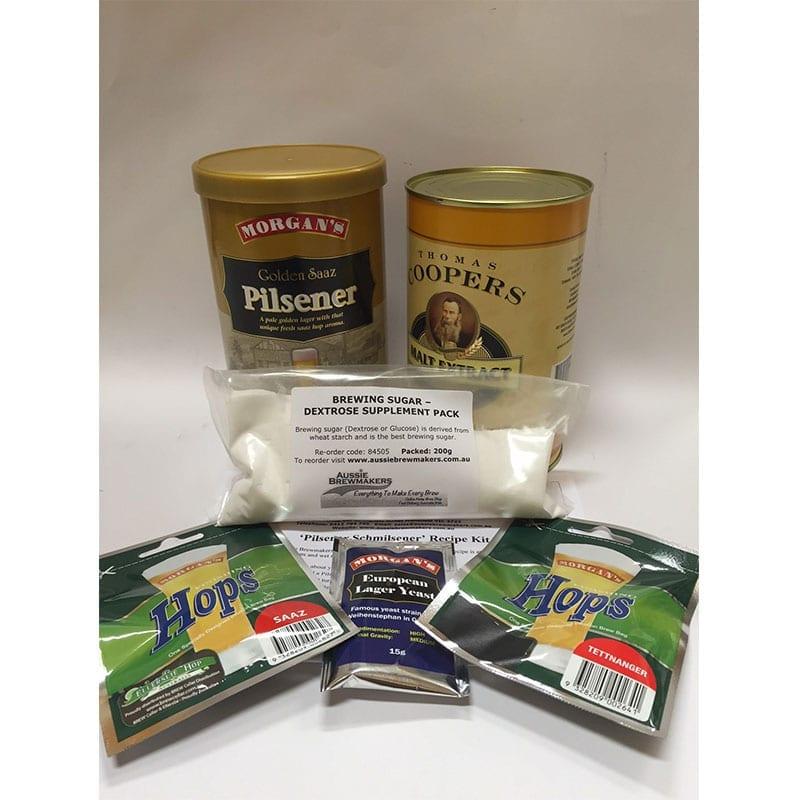Pilsner Schmilsener Recipe Kit