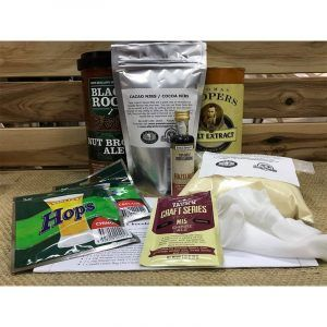 Hazelnut Chocolate Brown Ale Recipe Kit