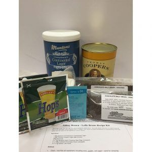 Abbey Brown Recipe Kit