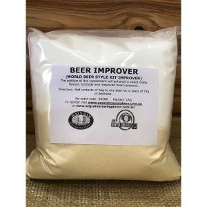 Brewing Supplement - Beer Improver