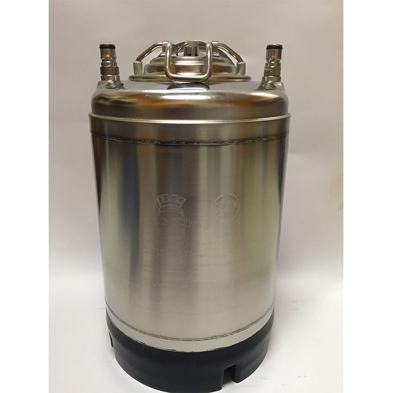 9.5L Premium Party Keg Package with SS Intertap 2