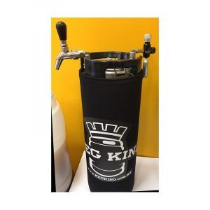 19L Premium Party Keg Package with SS Intertap