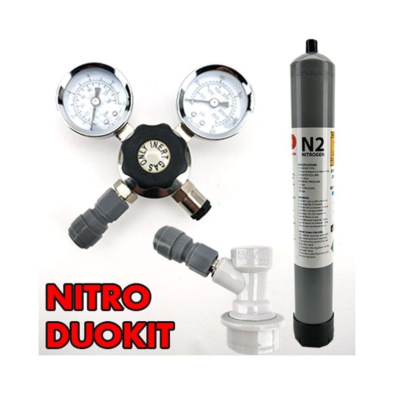 Nitrogen Gas Kit Complete