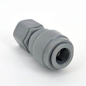 Duotight 8mm Push In Fitting to MFL
