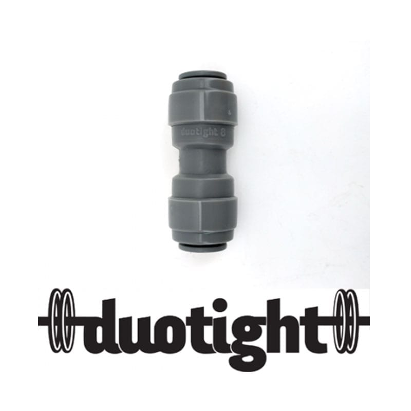 Duotight 8mm Push In Joiner