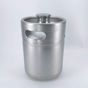 Stainless Steel Mini Keg - 2L