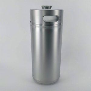 Stainless Steel Mini Keg - 4L