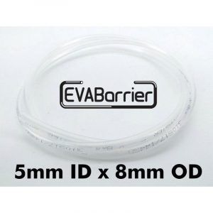 EVA Barrier 5mm ID x 8mm OD Double Wall EVA Beer / Gas Line
