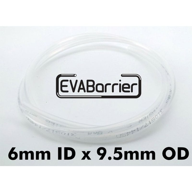 EVA Barrier 6mm ID x 9.5mm OD Double Wall EVA Beer / Gas Line