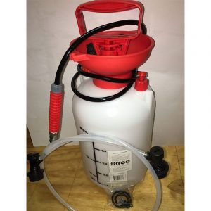Beer/Keg Line Pressure Cleaner