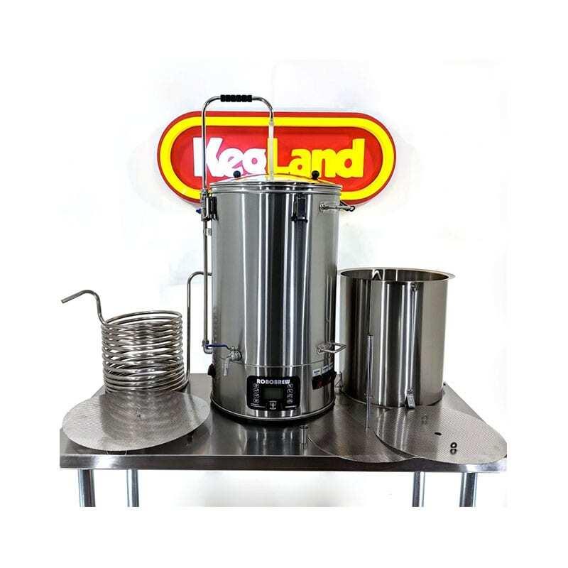 65L BrewZilla (3500w) Single Vessel Brewery