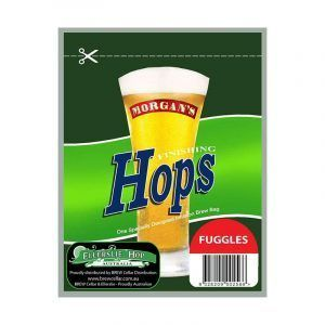 Fuggles - Morgans Finishing Hops