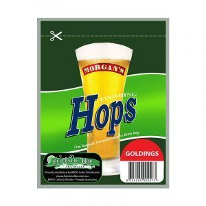 Goldings - Morgans Finishing Hops