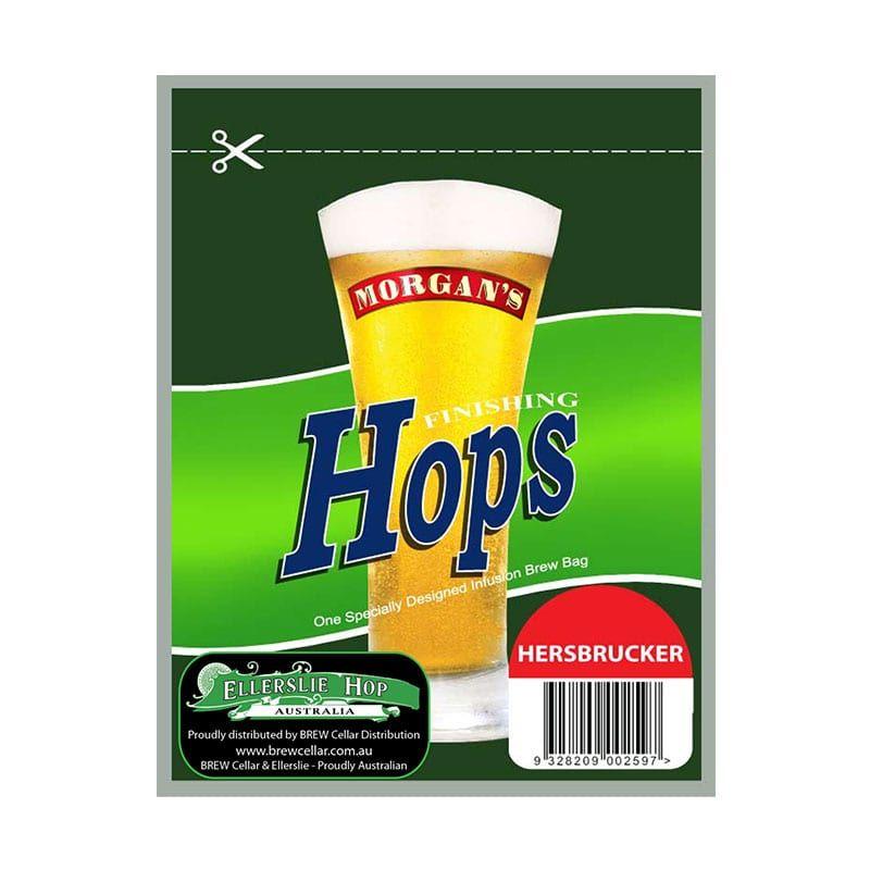 Hersbrucker - Morgans Finishing Hops