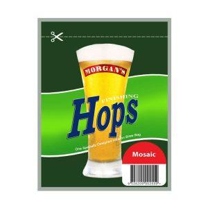 Mosaic Finishing Hops - Morgans