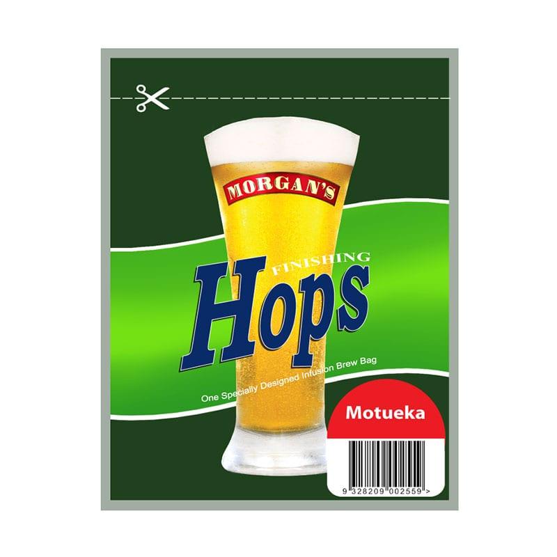 Motueka Finishing Hops - Morgans