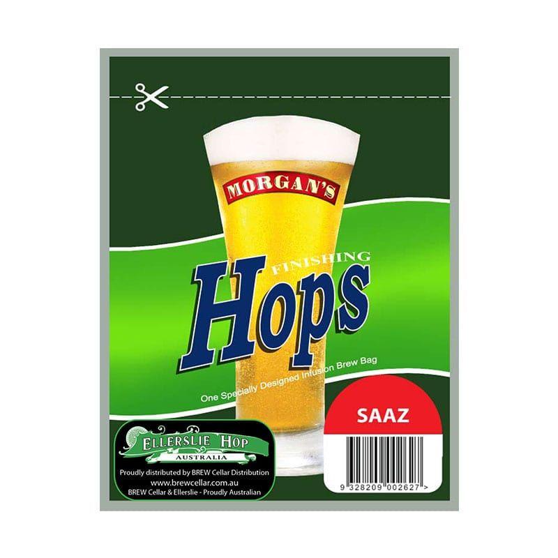 Saaz - Morgans Finishing Hops