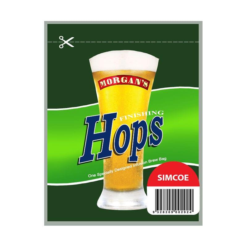 Simcoe - Morgans Finishing Hops
